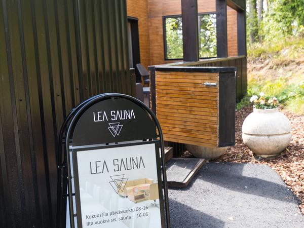 LEA Sauna Kuva 2