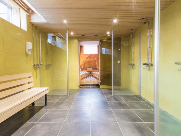 Koskikeskuksen kokous- ja saunatilat Kuva 5