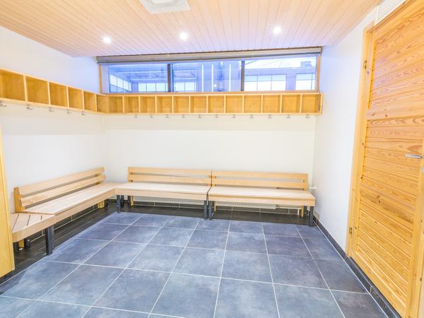 Koskikeskuksen kokous- ja saunatilat Kuva 4