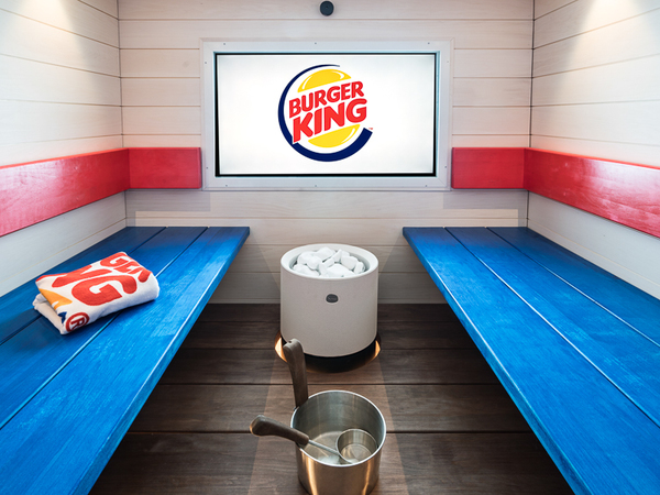 BURGER KING® -sauna Kuva 2
