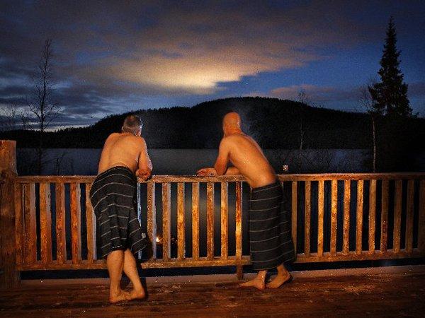 Pyhäpiilon Sauna&Spa Kuva 1