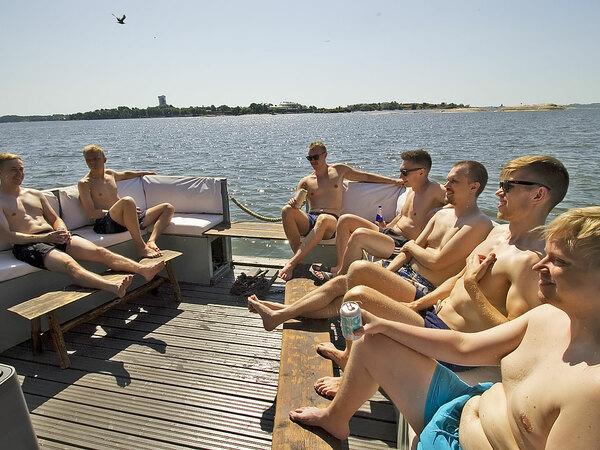 M/S Saunaship Helsinki Kuva 1