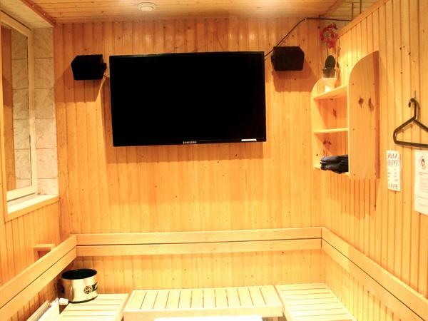 Olarin sauna ja kabinetti Kuva 1