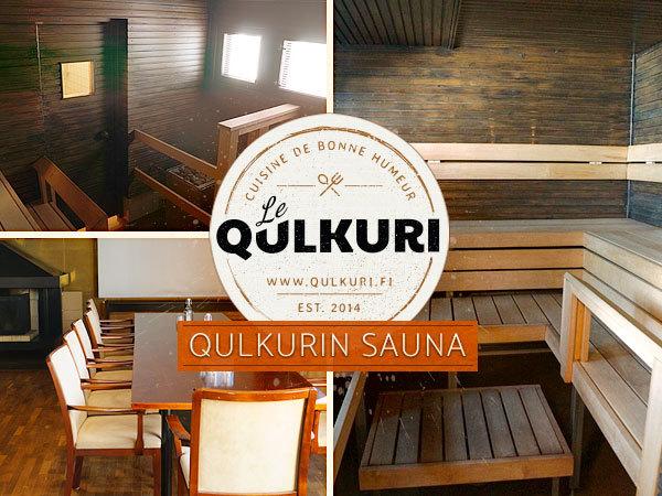 Qulkurin sauna