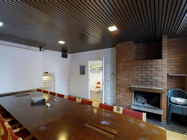 City Biljardin sauna- ja kokoustilat Kuva 5