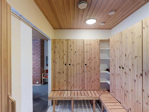 City Biljardin sauna- ja kokoustilat Kuva 6