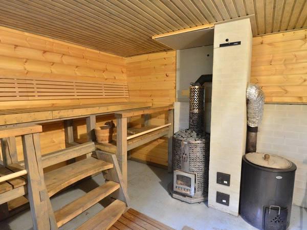 Villa Pukkilan sauna & saunatupa Kuva 3