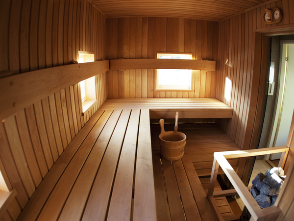 Grand Georgian Sauna- ja kabinetti Kuva 1