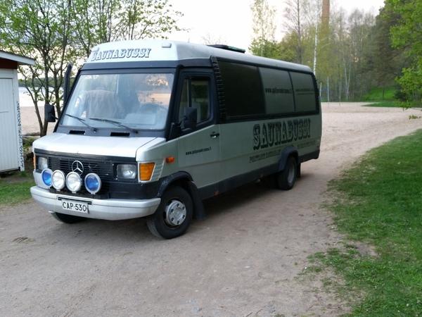 Saunabussi Tampere Kuva 5