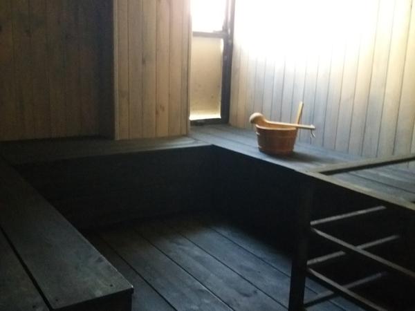 Deli Time Iso Sauna Kuva 1