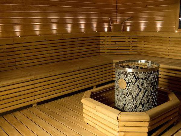 Sonera Stadium VIP-Sauna Kuva 1