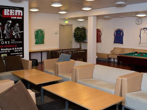 Sonera Stadium VIP-Sauna Kuva 2