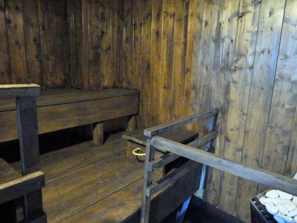 Deli Time Pieni sauna Kuva 1