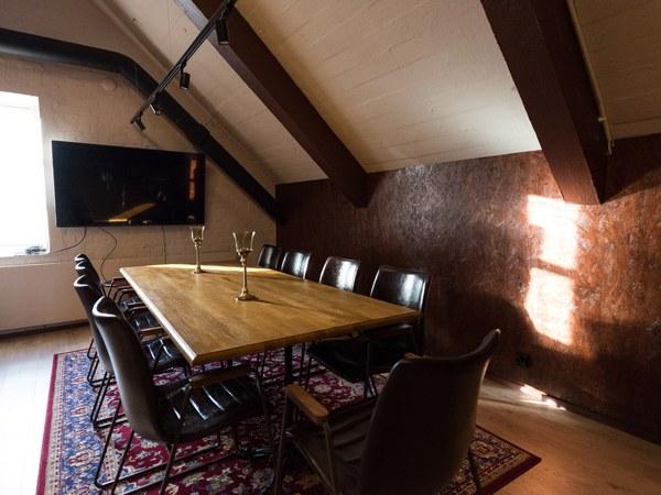 Uljaan sauna- ja kokoustila Kuva 1