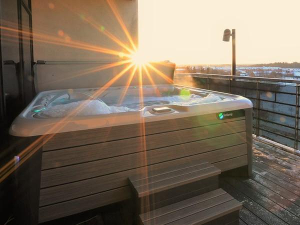 Skyline Airport Hotel tilaussauna & poreallas Kuva 2