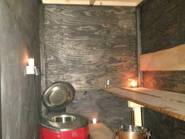Ostomiehentie Sauna Kuva 1