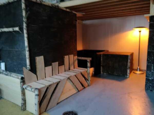 Ostomiehentie Sauna Kuva 3