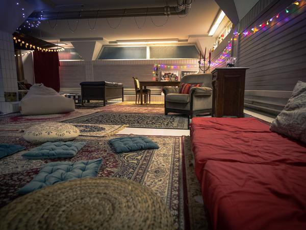 Lemmenhotellin Sauna Kuva 2