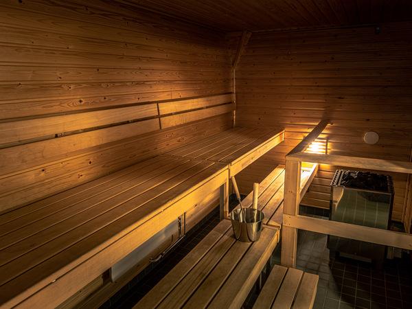 Lemmenhotellin Sauna Kuva 6
