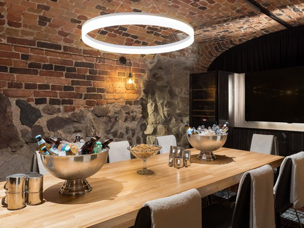 Hotel Katajanokan sauna ja viinikellari Kuva 8