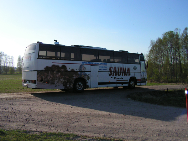 Härkätien Saunabussi Kuva 5