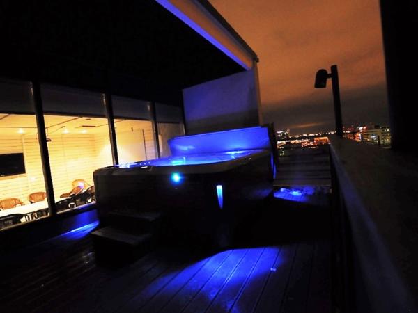 Skyline Airport Hotel tilaussauna & poreallas Kuva 3