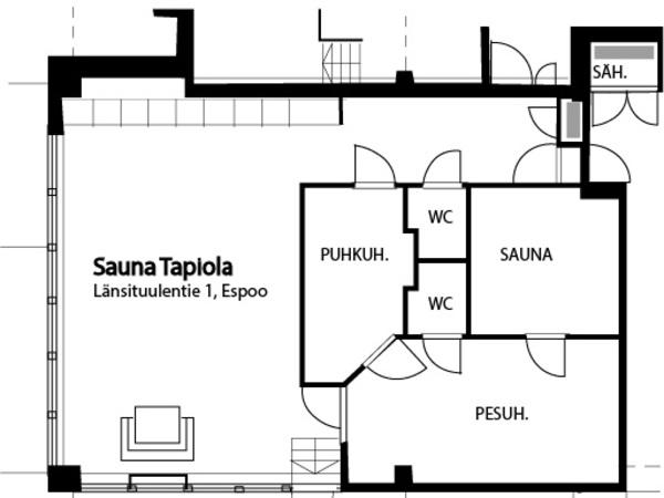SaunatFI Tapiola Kuva 8