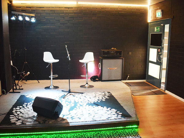 Rock Above Studion Saunatila / Juhla-, kokous- ja saunatila Kuva 4