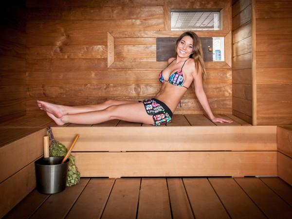 Summer Sauna Saunalautta Kuva 5