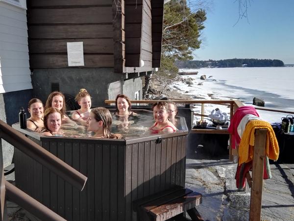 Hotel Rantapuiston Rantasauna Kuva 4