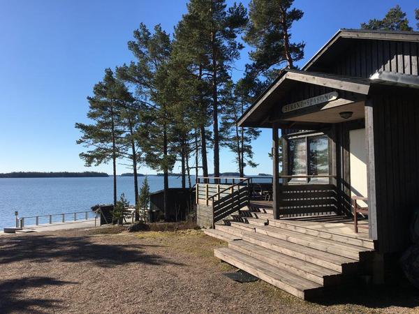 Norrkullalandet, Seasong - Strand Seasong rantasauna Kuva 1