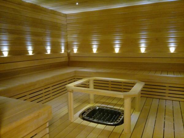 Hanhivaaran sauna- ja kokoustilat Kuva 1