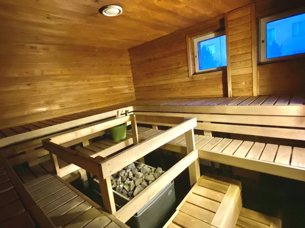 HSM - Ratinanlinnan Sauna Kuva 6