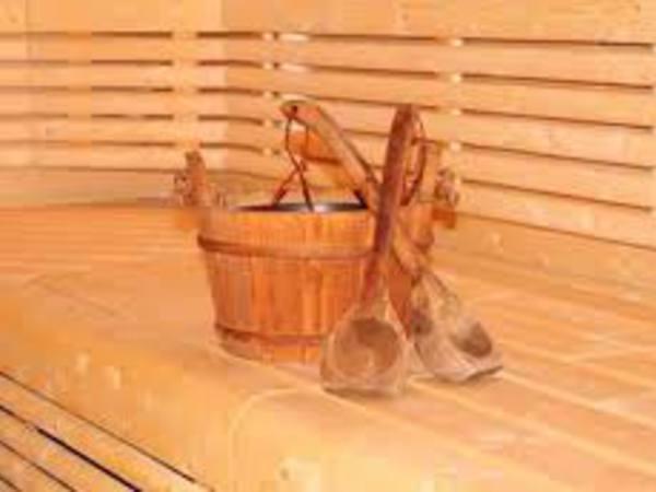 Laanilan Kievarin Pieni Sauna Kuva 1