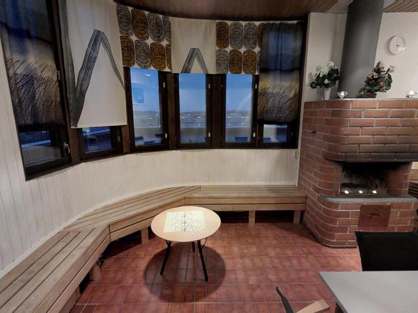 Saunasatama sauna- ja kokoustila Kuva 7