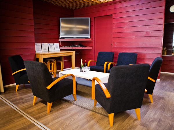Miittinki kokous- ja saunatilat yläkerta Kuva 4