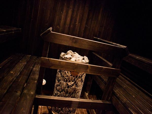 Miittinki kokous- ja saunatilat yläkerta Kuva 1