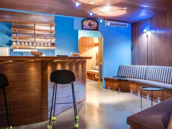 PadelParkin Sauna Kuva 3