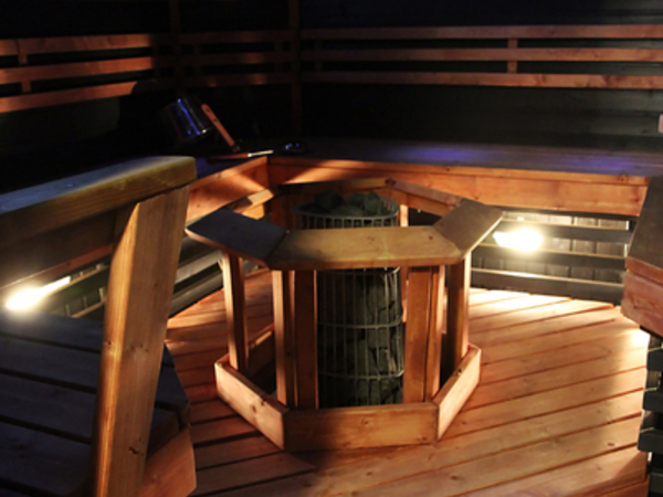 Ravintola Saharan sauna Kuva 1
